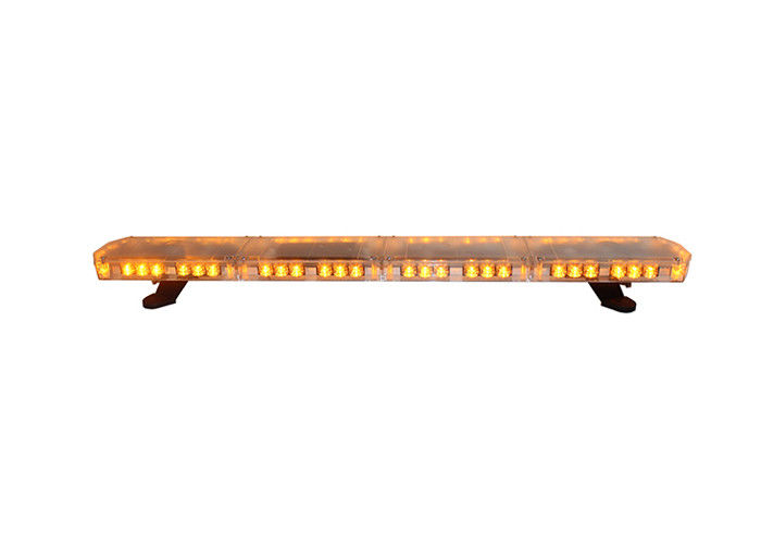 Security Full Size 48 Inch Led Warning Light Bar , Strobe Ambulance Light Bar