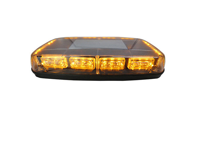 Police / Ambulance Mini Emergency Light Bars Magnetic Mounting 7 Flash Patterns